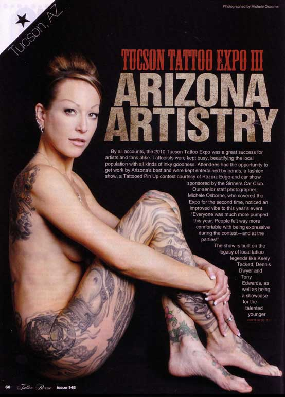 Tucson Tattoo Expo 2010